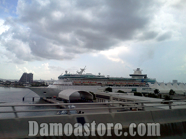 damoastore_NCL-trip-port of Miami