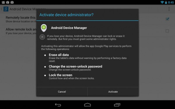 https://www.google.com/android/devicemanager